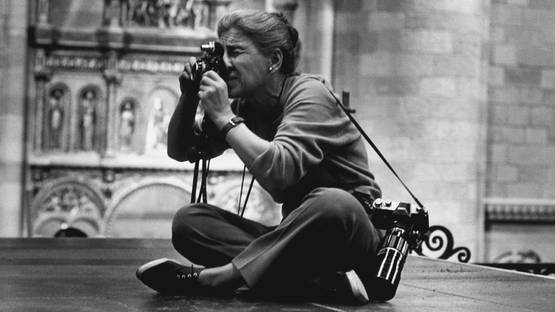 Eve Arnold photographer