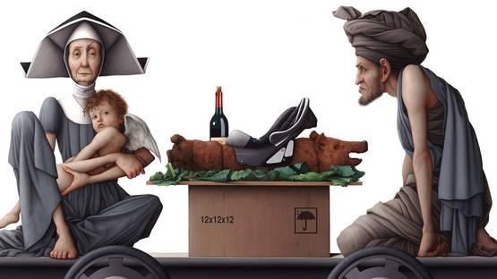 Fabio D'Aroma - Piggybacking
