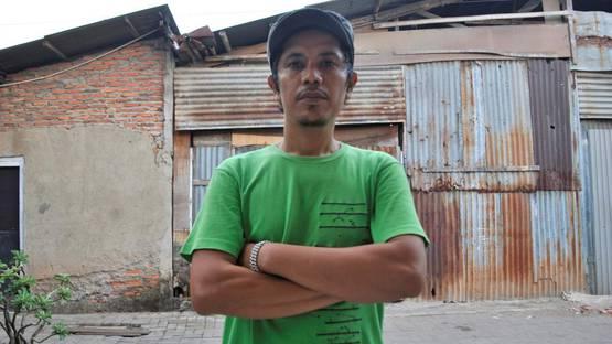 Farid Sikumbang - portrait