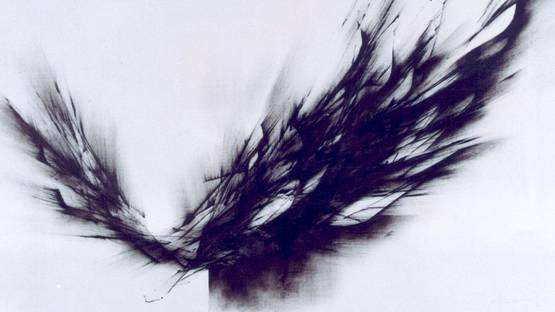 Fernando Zobel - Icarus (detail) - 1962