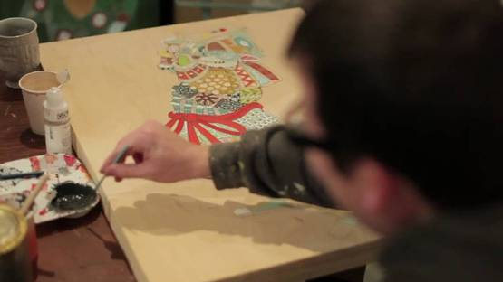 Ferris Plock - Portrait of the artist - Image via Youtube
