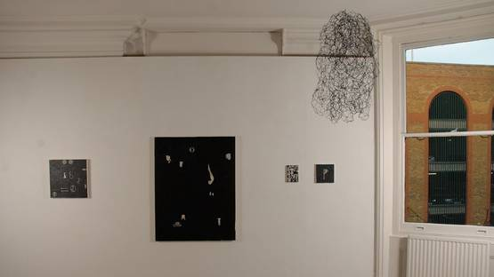 Fieroza Doorsen at Emma Hill Fine Art, Eagle Gallery, London 2007