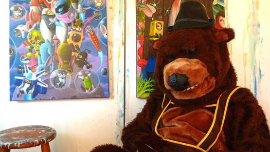 Filthy The Bear - artist