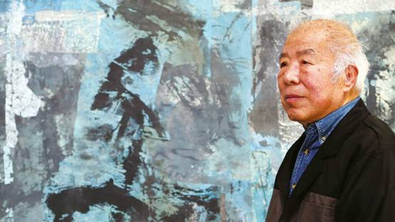 Fong Chung Ray - Artist portrait, photo via homejournal.hk