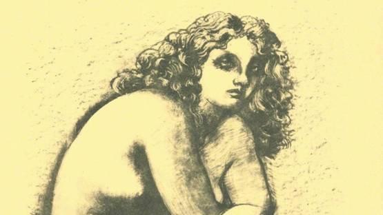 Francesco Messina - Nude, 1969 (detail)