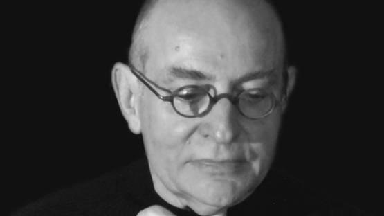 Francois Rouan - portrait. Image via morandhotel.com