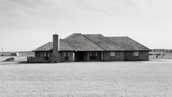 Frank Gohlke - Near Crowley, Texas (detail), 1978