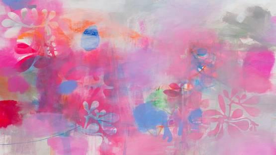 Franko Tencic - Botanical Painting 3, 2020 (detail)