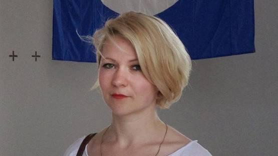 Frauke Dannert - portrait