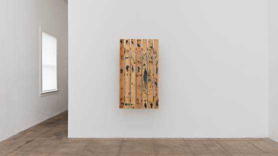 Fredrik Vaerslev, Untitled, 2014 - Copyright Overduin&Co Gallery
