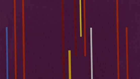 Friedrich Vordemberge-Gildewart - Composition No.199 (Detail) - image via wikiart