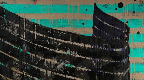 G.R. Iranna - Untitled (Detail) - Courtesy of Artiana