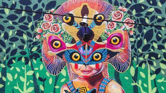 GLeo street art