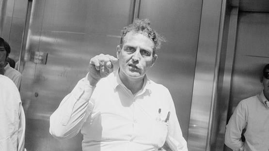 Garry Winogrand - Self-Portrait,1991 - image via americansuburbxcom