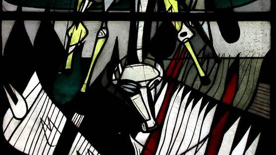 Georg Meistermann - Untitled - image via vimeo