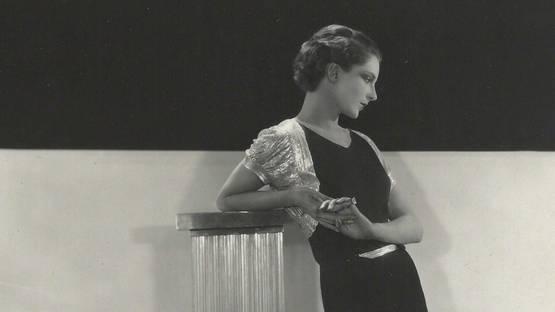 George Hoyningen-Huene - August 14, 1931, Lanvin Berenice (detail)