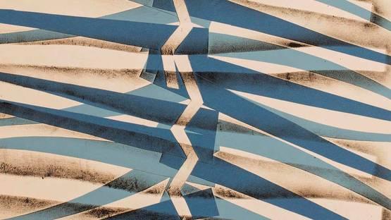 Georges Collignon - Formes & Collages (detail), image copyright Clobert Nicolas