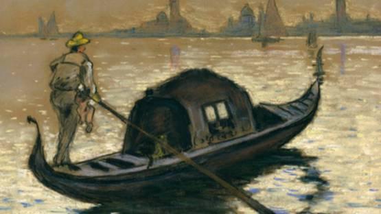 Ger van Vliet - Venice, 1924 (detail)