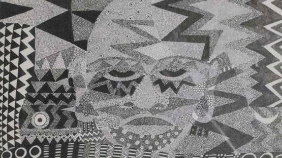 Gerald Williams - Illumination, 1978 (detail)