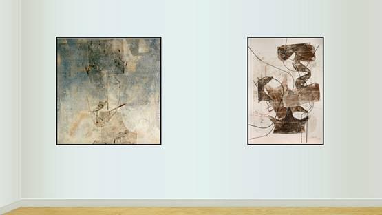 Gerard Renvez, installation view, photo credits - Agora Gallery