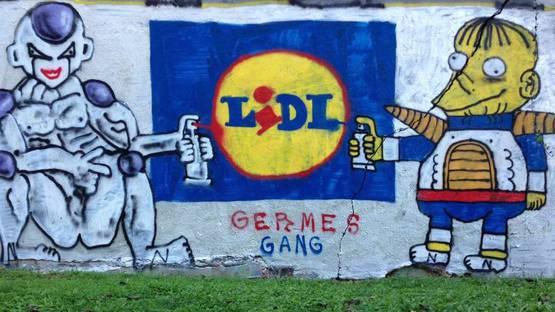 Germes Gang - Get Fun, Think Harder - Image via 12ozprophet