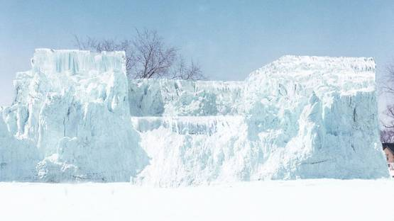 Gianni Pettena - Ice House I, Minneapolis, 1971, photo via wikimedia