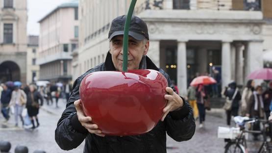 Giorgio Laveri - Portrait of the artist (detail), photo credits Ilsitodelledonne