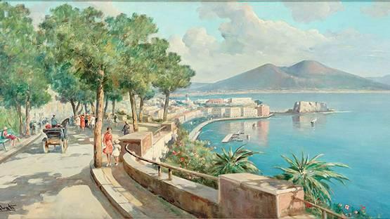 Giuseppe Salvati - Bay Of Naples