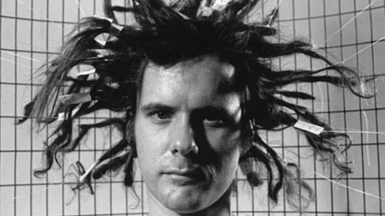Gordon Matta-Clark - Hair, 1972, photograph by Carol Goodden (detail)