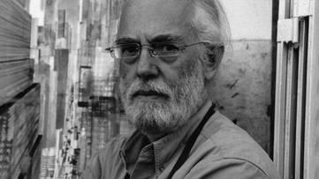 Gottfried Salzmann - artist portrait, photo credits - People Check