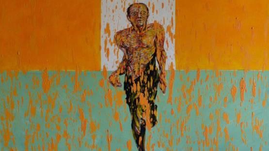 Grant Kennedy - Runner, 1997 (detail)