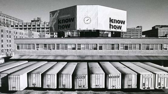 Grant Mudford - New York, 1975 (detail)