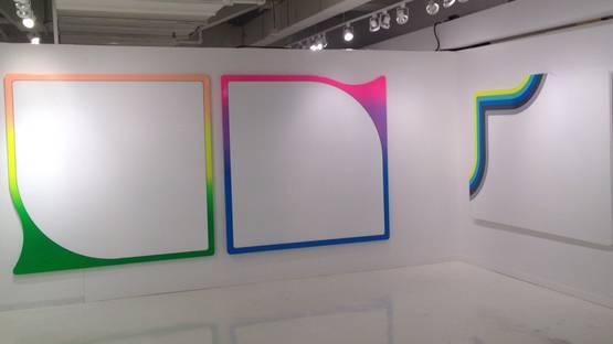 Greg Bogin - Galerie Frank Elbaz, installation view, photo credits - artist