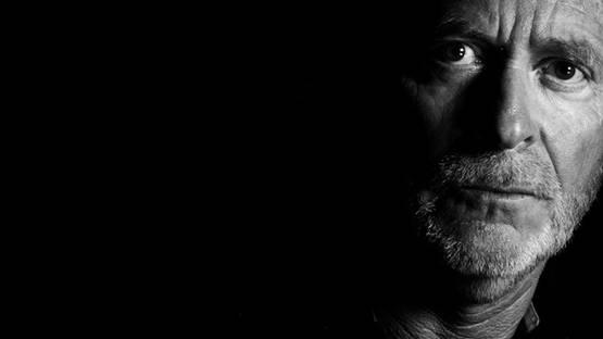 Greg Gorman portrait by Mark Kitaoka, 2010