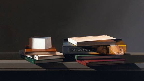 Guy Diehl - Still life with Caravaggio