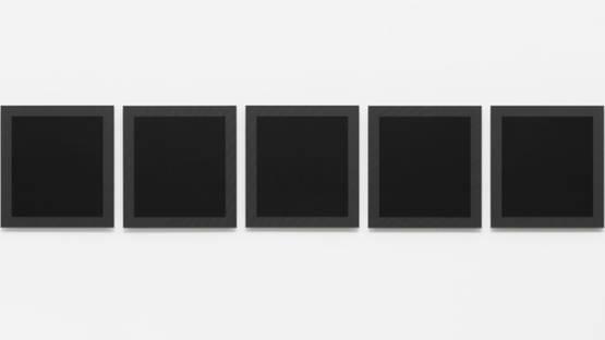 Hadi Tabatabai - Thread Painting 2015-5, 2015 (detail)
