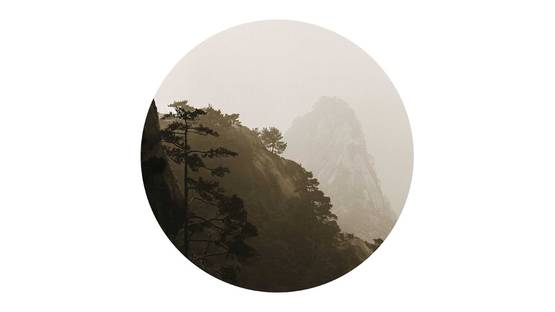 Han Lei - Yellow Mountain 15, 2008