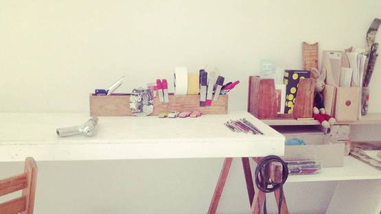 Hannah Parr - Studio