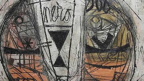 Hans Hollenbach - Nero (detail)