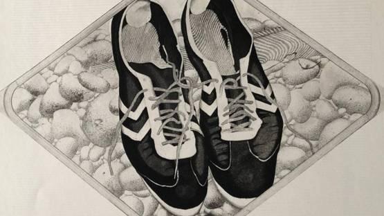 Hans Schweizer - Untitled, 1975 (detail)