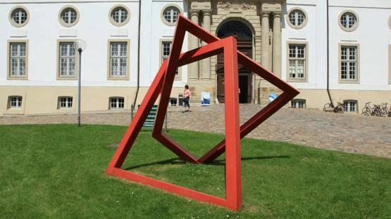 Hd Schrader - Viereck und Viereck, 1986, Image via commonswikimediaorg