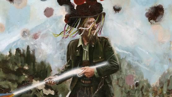 Heiko Muller - Der Jaeger von Fall (detail), 2014, photo credits of the artist