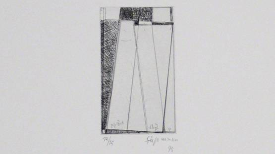 Heinrich Siepmann - Construction (detail), 1995 - image courtesy of Sylvan Cole Gallery