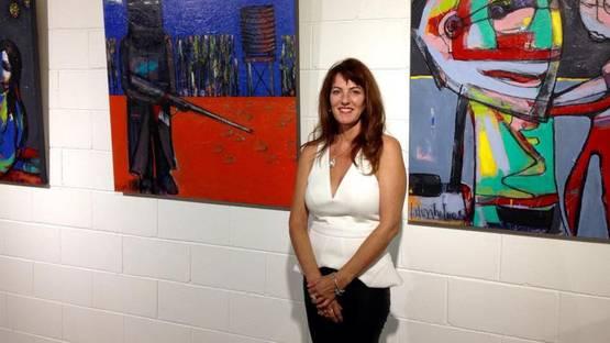 Helen Holmes - artist