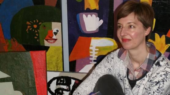 Helen Oprey - artist