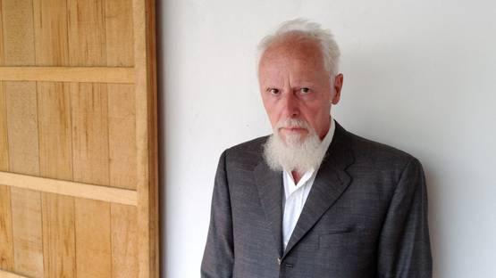 Helmut Federle - portrait - image via presseportalch
