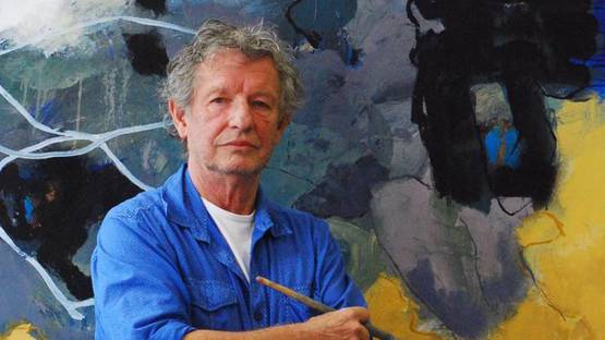 Henk van Vessem - portrait, image courtesy of the artist