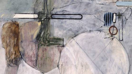 Henry Mundy - Float III, 1961 (Detail) - Copyright Henry Mundy and Tate Collection