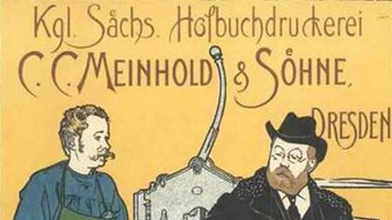Hermann Behrens - CC Meinhold and Sohne