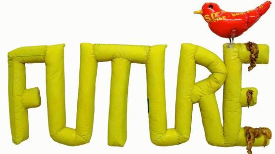 Hilde Kentane - Future, detail